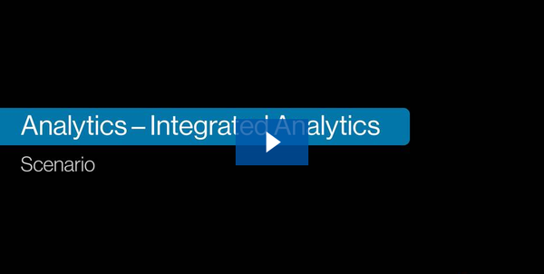 QF2 in Action: Integrated Analytics